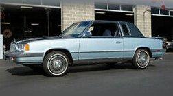 1986 Chrysler Le Baron Base