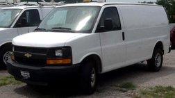 2011 Chevrolet Express Cargo Van 3500
