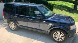 2012 Land Rover LR4 HSE