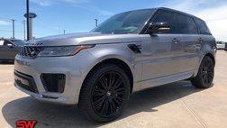 2021 Land Rover Range Rover Sport P525 Autobiography