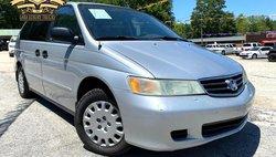 2003 Honda Odyssey LX