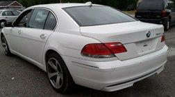 2008 BMW 7 Series 760Li