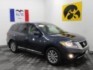 2015 Nissan Pathfinder SL   67,534 Mi. Iowa City ...