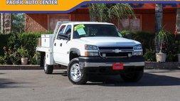 2007 Chevrolet Silverado 3500 Work Truck