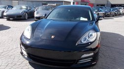 2011 Porsche Panamera Panamera