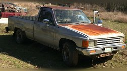 1987 Toyota Pickup Deluxe