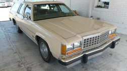 1987 Ford LTD Crown Victoria Base