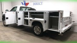 2012 Ford Super Duty F-450 F450 Diesel DRW Service Body Utility Bed Plumber