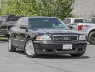 2002 Audi A8 quattro