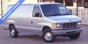 2002 Ford E-Series Van E-250