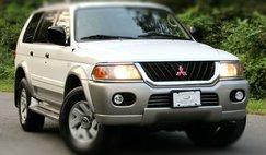 2000 Mitsubishi Montero Sport XLS