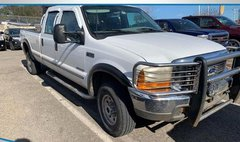 1999 Ford Super Duty F-350 XLT