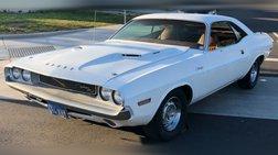 1970 Dodge Challenger RT SE 383 HIGH POWER