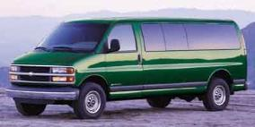 2001 Chevrolet Express Van