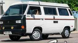 1986 Volkswagen Vanagon Camper