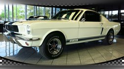 1966 Ford Mustang 2DR FASTBACK
