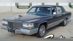 1992 Cadillac Brougham Base