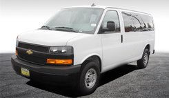 2019 Chevrolet Express LS 2500
