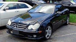 2007 Mercedes-Benz CLK-Class CLK 550