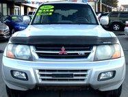 2001 Mitsubishi Montero Limited