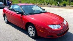 2001 Saturn S-Series SC1