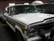 1990 Jeep Grand Wagoneer Base