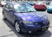 2005 Mazda MAZDA3 s