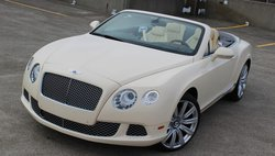 2012 Bentley Continental GT 2dr Conv