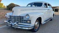 1947 Cadillac Fleetwood 1947 CADILLAC FLEETWOOD SERIES 75