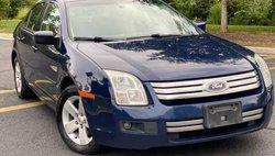 2007 Ford Fusion I-4 SE