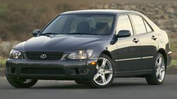 2005 Lexus IS 300 Base