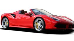 2019 Ferrari 488 Spider Base