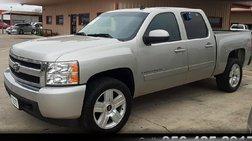 2008 Chevrolet Silverado 1500 2WD Crew Cab 143.5