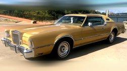 1976 Lincoln Mark VI