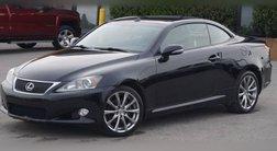 2013 Lexus IS 250C Base