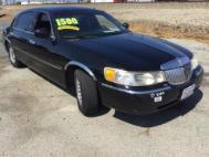 2002 Lincoln Town Car Executive L