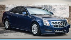 2013 Cadillac CTS 3.0L Luxury