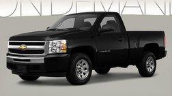 2011 Chevrolet Work Truck Pickup 2D 6 1/2 ft