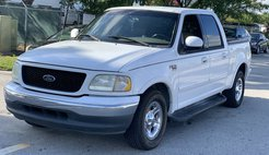 2001 Ford F-150 Short Bed 4D