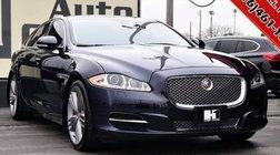 2015 Jaguar XJ XJL Supercharged