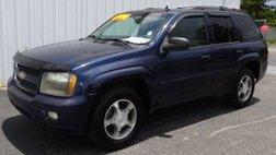 2009 Chevrolet TrailBlazer LT