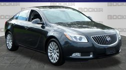2012 Buick Regal Premium 2