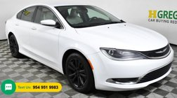 2017 Chrysler 200 Limited Platinum