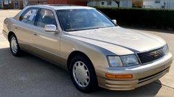 1996 Lexus LS 400 Base