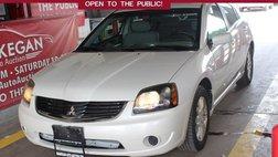 2007 Mitsubishi Galant SE 4dr Sedan