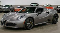 2015 Alfa Romeo 4C Base