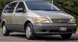 2002 Toyota Sienna CE