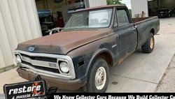 1969 Chevrolet C20, Rolling Project \ No Engine or Transmission