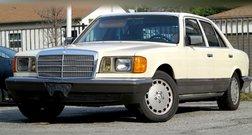 1985 Mercedes-Benz 380-Class 380 SE