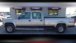 1998 Chevrolet C/K 3500 K3500 Cheyenne